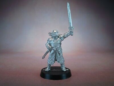 THEODEN Games Workshop Lord of the Rings Miniatures METAL Rohan Two Towers