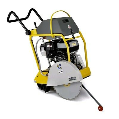 Concrete Cutter For 'HIRE' Floor Road Saw Demo Walk Behind Rent Masonry