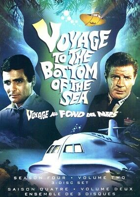 Voyage To The Bottom Of The Sea - Season 4, Vol. 2 (Bilingual) (Keepcase) (Dvd)