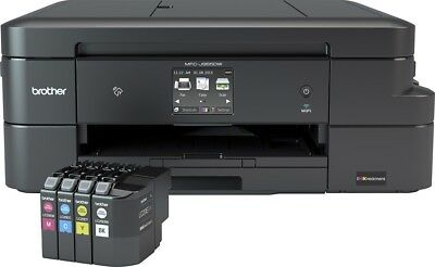 New Brother Wireless Inkjet All In One Printercopierscannerfax