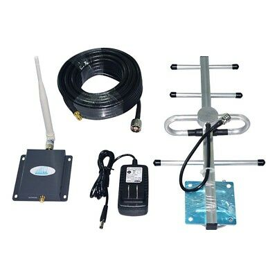 ATT T-mobile 4G Signal Booster LTE Cell Phone Repeater Band 12/17 700MHz Antenna
