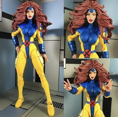 f2736b90f CUSTOM JEAN GREY X-Men Marvel Legends - $132.50 | PicClick