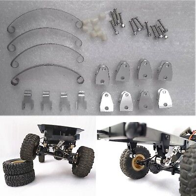 12Pc Metal Shock Absorber Spring Firm Parts For WPL B14 B16 B24 1//16 RC Car P2