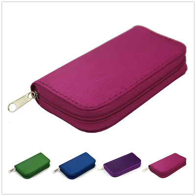 SD MMC Memory Card Storage Case Protector Holder Anti-static Carrying Box