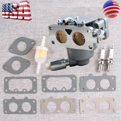 For Briggs & Stratton Carburetor 20HP 21HP 23HP 24HP 25HP Model 4 Cycle, V-Twin