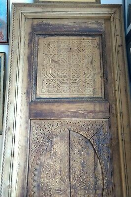 Moroccan Door 8 feet.