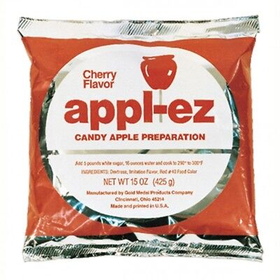 Candy Apple Mix  You must select flavor (color)