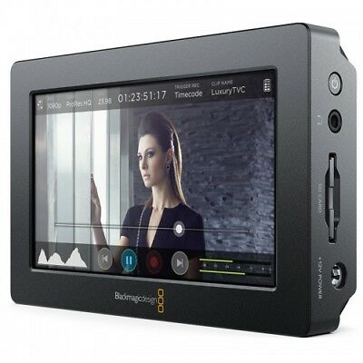 "Blackmagic Video Assist High Resolution 5"" Monitor / Field Recorder"