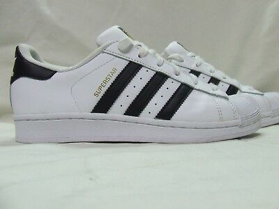 Pelle Tg Sneakers Uomo 5 Us Adidas Superstar 5 Scarpe Donna Shoes SxYgng