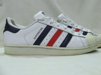 online store 8fa8e 56ab9 SCARPE SHOES UOMO DONNA VINTAGE SNEAKERS ADIDAS SUPERSTAR tg. US 7 - 40 (027