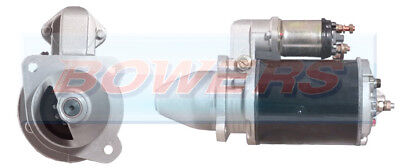 BRAND NEW STARTER MOTOR 12V 10 TOOTH DRIVE 2.8kW C/W LUCAS LRS302 STYLE BEDFORD