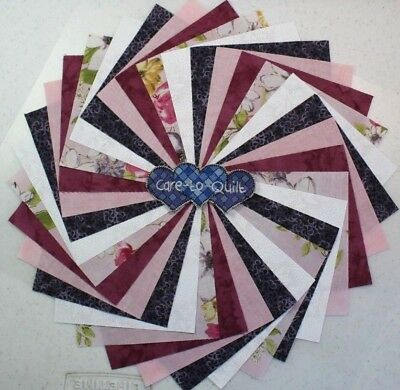 5 inch Charm pack 100% Cotton quilting fabric 50 pack