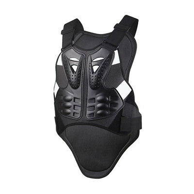 SULAITE Outdoor Back Support Vest Cycling Skiing Skateboarding Chest Back S R8S8