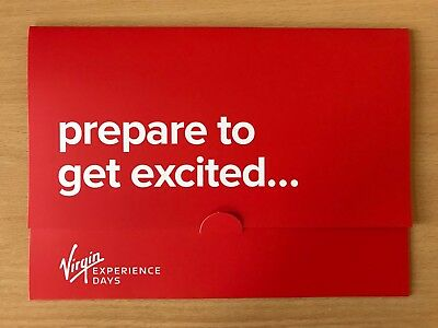 Virgin Experience Days Voucher - Exchangeable (£99.00 Value) / English Heritage