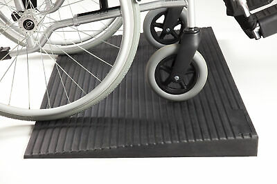 """Rubber Threshold Ramps up to 2.76""""/70mm high *NO VAT PRICE*"""