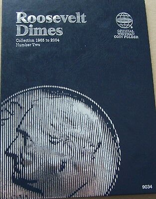 1965 To 2004  Roosevelt Dime Set (77 Total Coins)