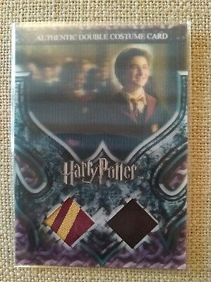 World of Harry Potter in 3D Series 2 Costume C5 Gryffindor 153/210