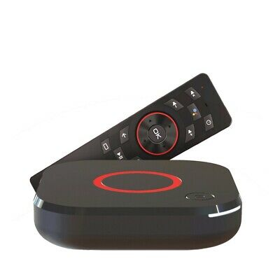MAG 349w3 Infomir IPTV/OTT Set-Top Box WiFi 2.4Ghz Built-in UK/US/EU Power