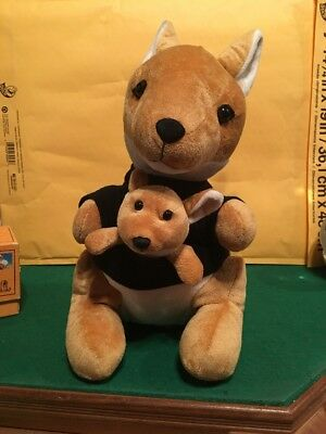 Kangaroo Baby Joey Plush Dish Network Hopper Stuffed Animal 12 Inch