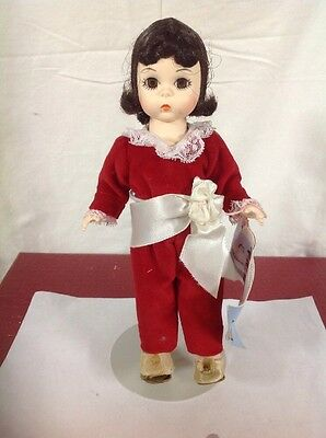"Madame Alexander 8"" Doll RED BOY 440 Storyland Collection Original Box"