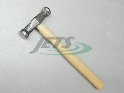 Picard 0018601-0170 Planishing Hammer for Silversmiths 2 Round Channels Garmany