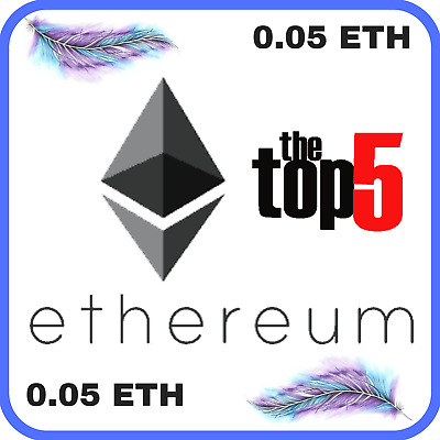 0.05 Ethereum(ETH) CRYPTO MINING-CONTRACT (0.05 ETH) Crypto Currency