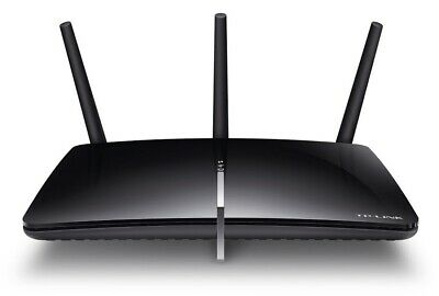 TP-Link Archer D7 AC1750 Dual-Band ADSL2+ Wireless Modem Router