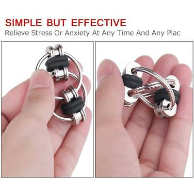 Flippy Chain Fidget Toy Relieve Your Stress - For ADD, ADHD, Anxiety, and Autism