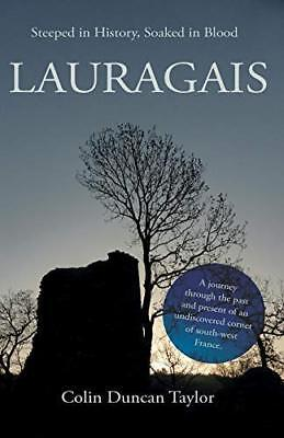 Lauragais by Colin Duncan Taylor New Paperback / softback Book