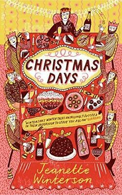 Christmas Days by Jeanette Winterson New Paperback / softback Book