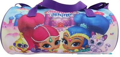 Nickelodeon SHIMMER AND SHINE Overnight Shoulder Bag