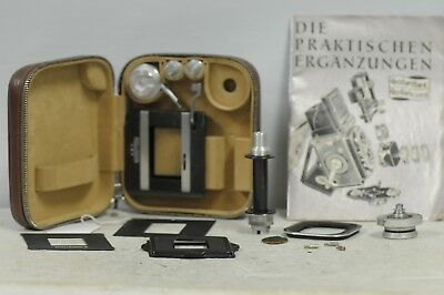 Rolleiflex Rolleikin Set with Counter Knob & Case