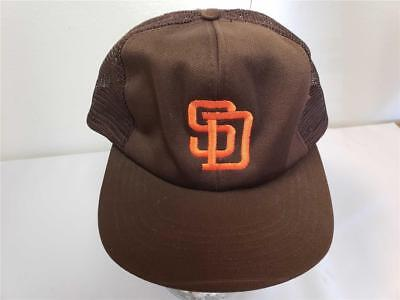 3d9cca65f22 NWT MLB SAN Diego Padres Sports Specialties Youth Vintage Navy ...
