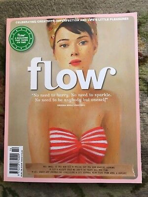 FLOW MAGAZINE Issue 14 English edition complete with inserts