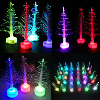 Color Changing Christmas Xmas Tree LED Light Lamp Home Party Decoration Ornament