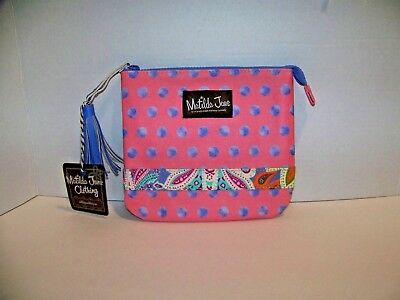 Matilda Jane Cosmetic Make Up Bag New With Tag