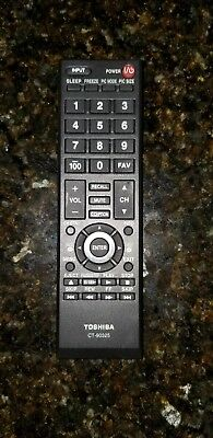 "US Remote CT-90325 CT 90325 for Toshiba 19""~65"" LCD LED TV For 55HT1U 55S41"