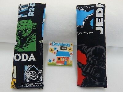 star wars darth vader seat belt covers child car seat stroller pram