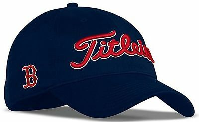 824b8011205 New Titleist Golf MLB Performance Hat Adjustable Boston Red Sox TH7APMLB-BOS