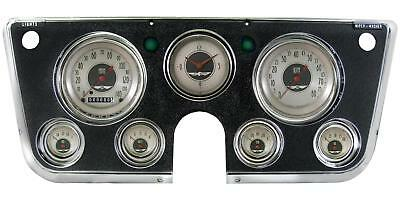Classic 1967 - 1972 Chevy C10 Pu Pickup Truck Gauge Dash Panel Cluster Ct67An