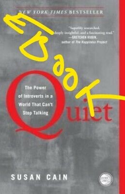 (PDF) Quiet: The Power of Introverts in a World That Can't Stop Talking
