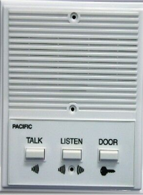 PACIFIC ELECTRONICS 3406 Apartment Intercom Station, 6 WIRE,Brand NEW