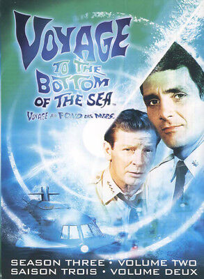 Voyage To The Bottom Of The Sea - Season 3, Vol. 2 (Bilingual) (Boxset) (Dvd)