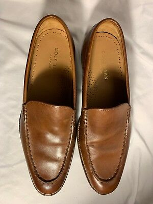 6b84a8840a7 MEN S COLE HAAN Madison Grand Venetian Loafer Size 10 M British Tan ...