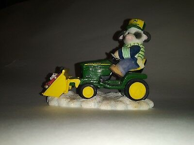 Mary Moo Moos The Holiday Spirit Is Here With Me & My John Deere 864714