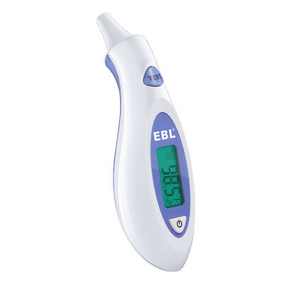 LCD Digital Ear Thermometer Baby Child Infant Adult Medical Infrared Thermometer