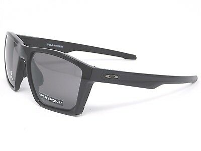 dfb2e223a Oakley TARGETLINE Sunglasses OO9397-0158 Polished Black with Prizm Grey  lenses