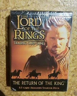 The Lord of the Rings Training Card Game - Starter Deck