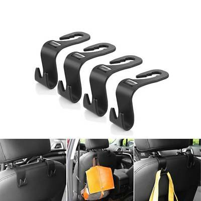 Car Seat Back Hooks Hangers Organizer Headrest Mount Storage Hooks Car Interior