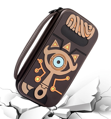 The Legend Of Zelda BOTW Sheikah Slate Nintendo Switch Trave and Protector Case